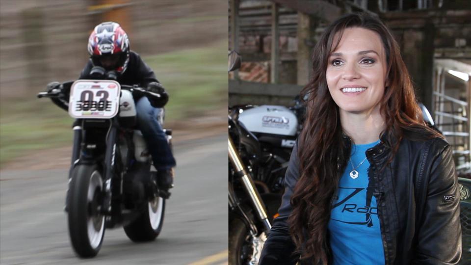 10 Pembalap Sepeda Motor Wanita